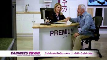 Cabinets To Go Buy More, Save More Sale TV Spot, 'Save $1000s' Ft. Bob Vila - Thumbnail 7