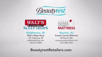Beautyrest Better Rest, Better You Event TV Spot, 'Free Box Spring' - Thumbnail 6