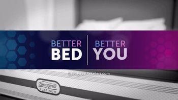 Beautyrest Better Rest, Better You Event TV Spot, 'Free Box Spring' - Thumbnail 4