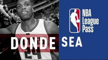 NBA League Pass TV Spot, 'Cuando sea y donde sea' [Spanish] - 106 commercial airings