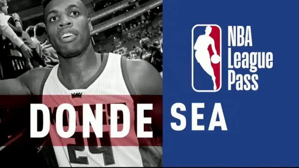 NBA League Pass TV Commercial, 'Cuando sea y donde sea'
