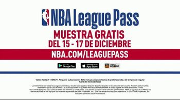 NBA League Pass TV Spot, 'Cuando sea y donde sea' [Spanish] - Thumbnail 9