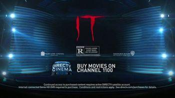 DIRECTV Cinema TV Spot, 'It Movie' - Thumbnail 9