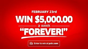 Publishers Clearing House TV Spot, 'It's Here' - Thumbnail 7