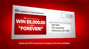 Publishers Clearing House TV Spot, 'Don't Miss Out C' - Thumbnail 6