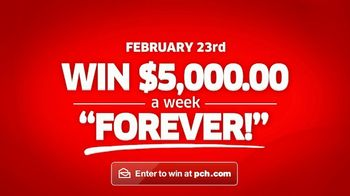 Publishers Clearing House TV Spot, 'In Just Days' - Thumbnail 9