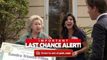 Publishers Clearing House TV Spot, 'In Just Days' - 2019 commercial airings