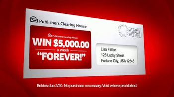 Publishers Clearing House TV Spot, 'In Just Days' - Thumbnail 7
