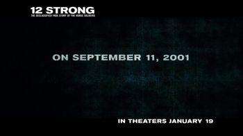 12 Strong - Alternate Trailer 5