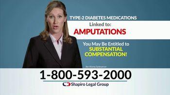 Shapiro Legal Group TV Spot, 'Amputations' - Thumbnail 3