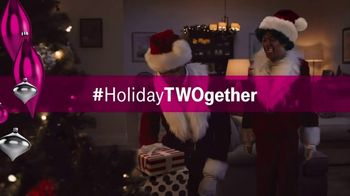 T-Mobile TV Spot, 'Little Saint Nick: Socks' Featuring Nick Cannon - Thumbnail 8