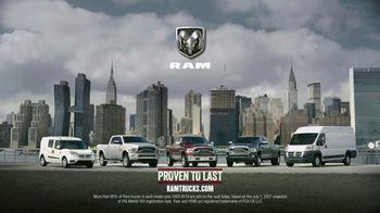 Ram 1500 TV Spot, 'Anthem' [T1] - Thumbnail 9
