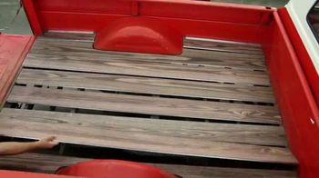 LMC Truck TV Spot, 'Aluminum Bed Floor Systems'