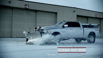 Ram Trucks TV Spot, 'Holiday Snow' [T2]