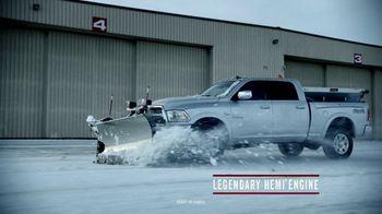 Ram Trucks TV Spot, 'Holiday Snow'