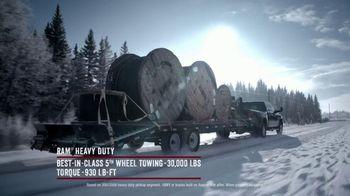 Ram Trucks TV Spot, 'Holiday Snow' - Thumbnail 4