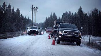 Ram Trucks TV Spot, 'Holiday Snow' - Thumbnail 6