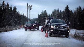 Ram Trucks TV Spot, 'Holiday Snow' - Thumbnail 7