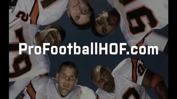 Pro Football Hall of Fame TV Spot, 'Huddle Up' - Thumbnail 10