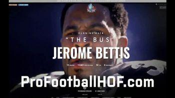 Pro Football Hall of Fame TV Spot, 'Huddle Up' - Thumbnail 2