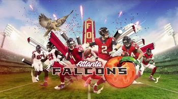 2018 NFL Playoffs TV Spot, 'Falcons Playoff Picture' Song by Rae Sremmurd - 42 commercial airings