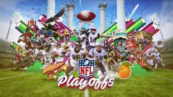 2018 NFL Playoffs TV Spot, 'Rams Playoff Picture' Song by Rae Sremmurd - Thumbnail 9