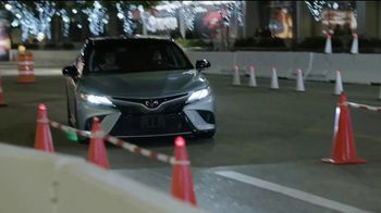 2018 Toyota Camry TV Spot, 'Test Track' [T2] - Thumbnail 3