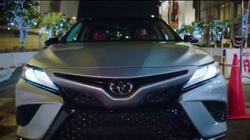 2018 Toyota Camry TV Spot, 'Test Track' [T2] - Thumbnail 4