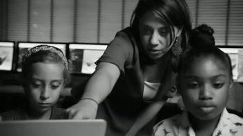 LinkedIn TV Spot, 'Maggie Deptola: In It to Teach Kids to Code'