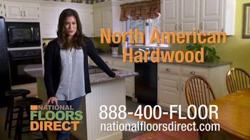 National Floors Direct TV Spot, 'Check This Out'