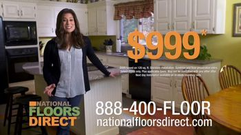 National Floors Direct TV Spot, 'Check This Out' - Thumbnail 3