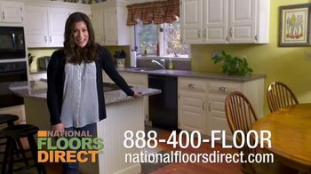 National Floors Direct TV Spot, 'Check This Out' - Thumbnail 6