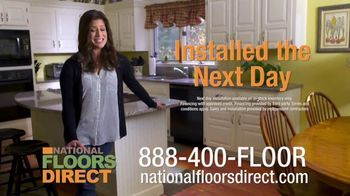 National Floors Direct TV Spot, 'Check This Out' - Thumbnail 7
