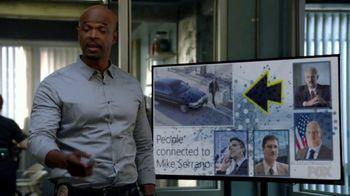 Microsoft Surface TV Spot, 'Lethal Weapon: Mike Serrano' Feat. Damon Wayans - Thumbnail 5