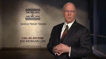 Morgan & Morgan Law Firm TV Spot, 'Justice Never Sleeps' - Thumbnail 1