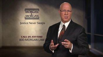 Morgan & Morgan Law Firm TV Spot, 'Justice Never Sleeps' - Thumbnail 3
