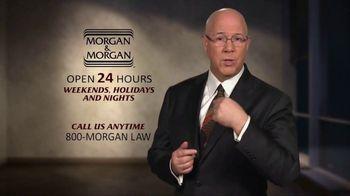 Morgan & Morgan Law Firm TV Spot, 'Justice Never Sleeps' - Thumbnail 4