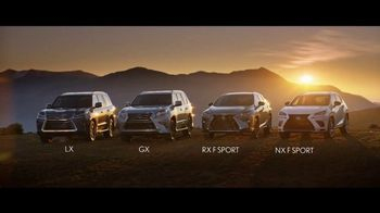 Lexus TV Spot, 'Luxury SUVs' Song by Los Tatunga [T1] - Thumbnail 10
