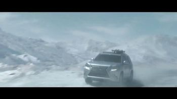Lexus TV Spot, 'Luxury SUVs' Song by Los Tatunga [T1] - Thumbnail 3
