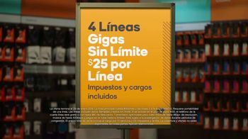 Boost Mobile TV Spot, 'Una línea para Juan' [Spanish] - Thumbnail 6