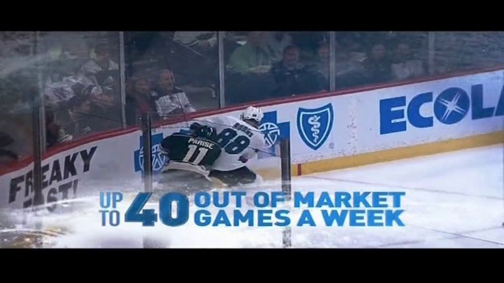 DIRECTV NHL Center Ice TV Commercial, 'Every Goal, Save and Hit'