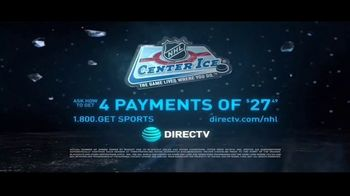 DIRECTV NHL Center Ice TV Spot, 'Every Goal, Save and Hit' - Thumbnail 9