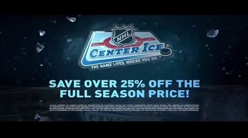 DIRECTV NHL Center Ice TV Spot, 'Every Goal, Save and Hit' - Thumbnail 8