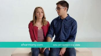 eHarmony TV Spot, 'All the Love: Authenticity' - Thumbnail 3