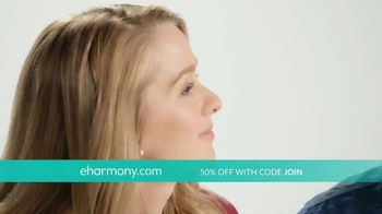 eHarmony TV Spot, 'All the Love: Authenticity' - Thumbnail 4