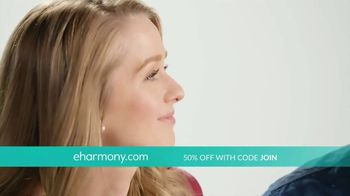eHarmony TV Spot, 'All the Love: Authenticity' - Thumbnail 5