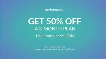 eHarmony TV Spot, 'All the Love: Authenticity' - Thumbnail 6