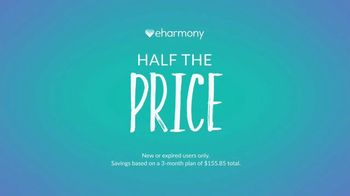 eHarmony TV Spot, 'All the Love: Authenticity' Song by Natalie Cole - Thumbnail 1
