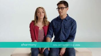 eHarmony TV Spot, 'All the Love: Authenticity' Song by Natalie Cole - Thumbnail 2