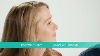 eHarmony TV Spot, 'All the Love: Authenticity' Song by Natalie Cole - Thumbnail 4